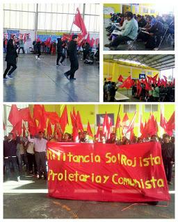 México: Maoístas, Revolucionarios, Trabajadores, y Campesinos Tienen una Asamblea Estatal en Oaxaca