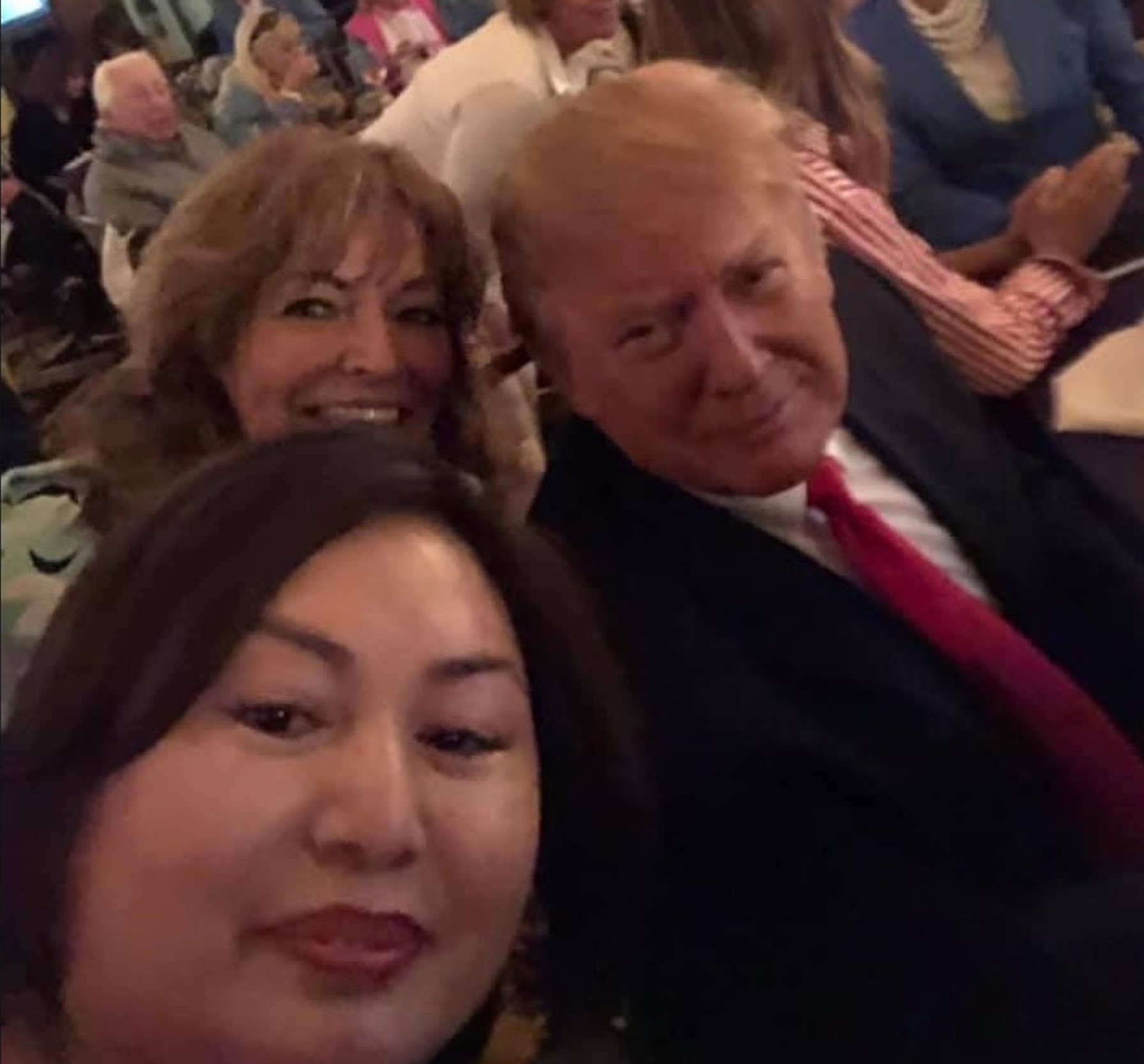 Former Orchids of Asia Brothel Owner Sold Access to Trump Events
