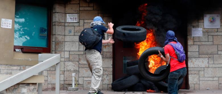 HONDURAS: Anti-Government Protests Grow and Target US Imperialism