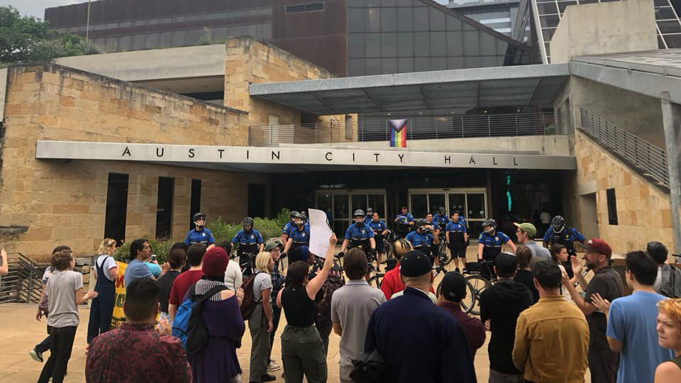 AUSTIN: Planning Commission Recommends Domain On Riverside Amid Protests