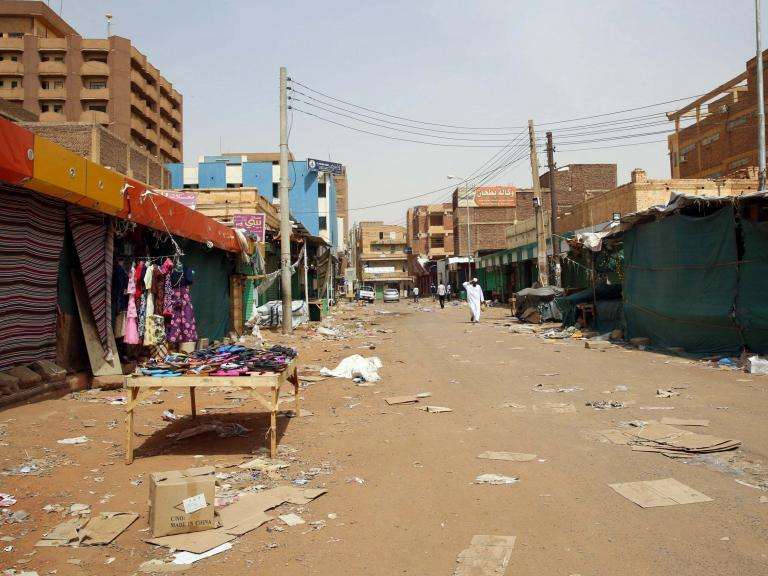 SUDAN: Reactionary Military Attempts to Quell Masses