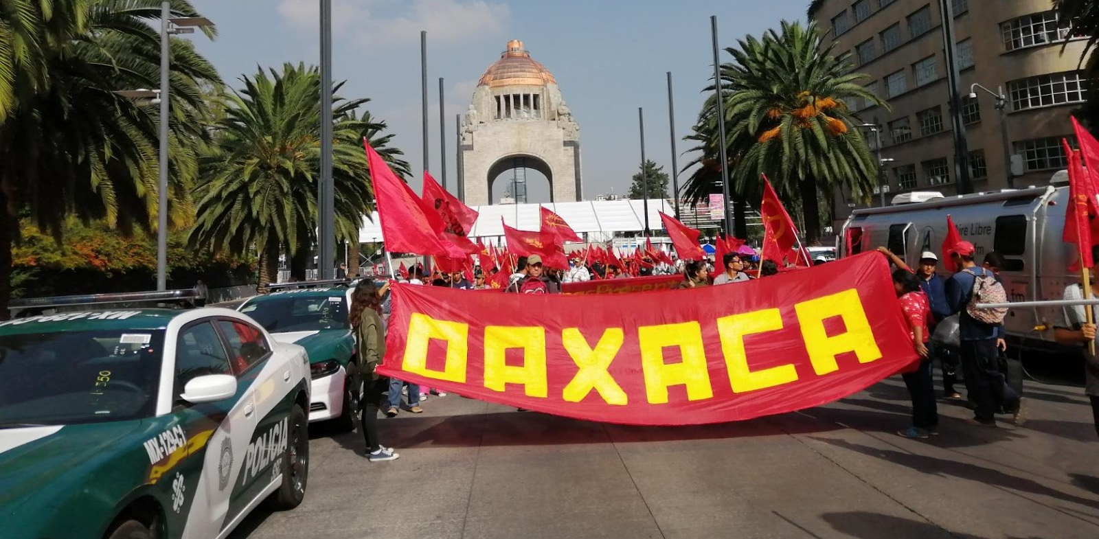 MEXICO: Campaign for Justice and the Rights of the People Begins Phase Three