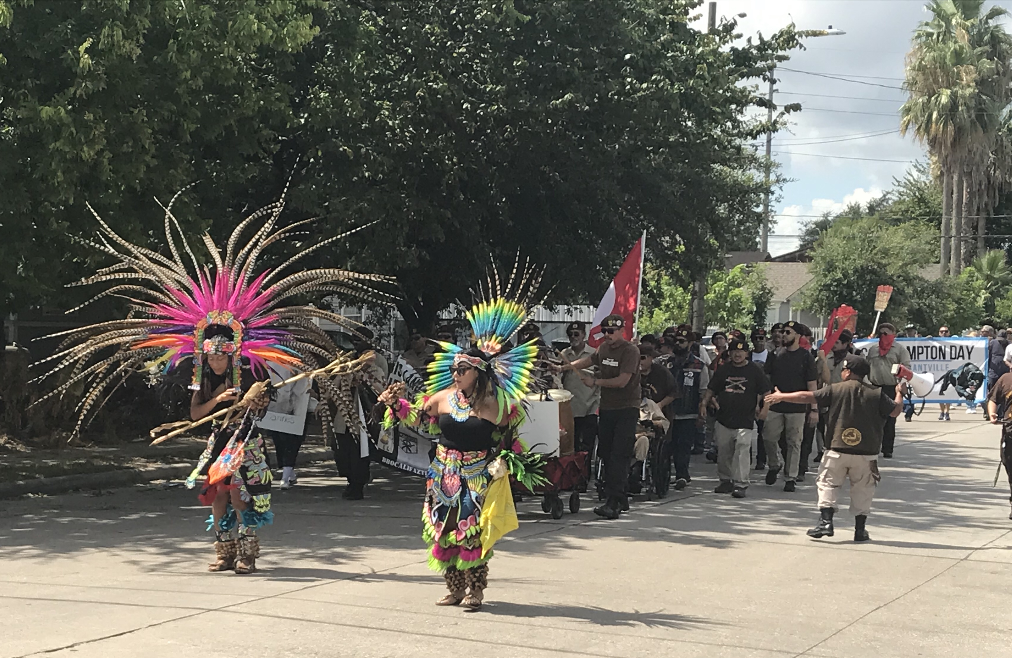 Houston: Regresa la Marcha de la Moratoria Chicana Décadas Después de la Original