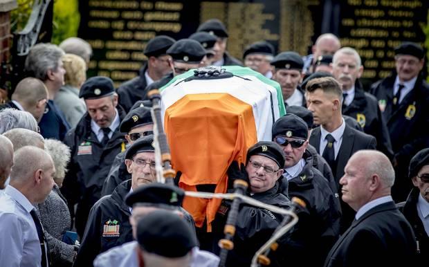 IRELAND: Bonfires Lit, Shots Fired to Honor Passing of IRA Hero