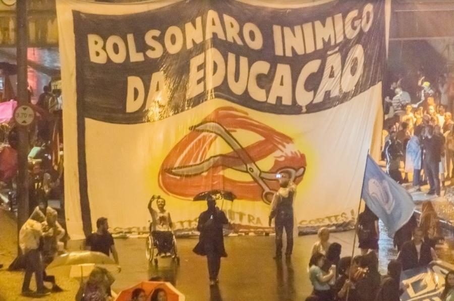 BRAZIL: National Education Strike Sweeps 200 Cities