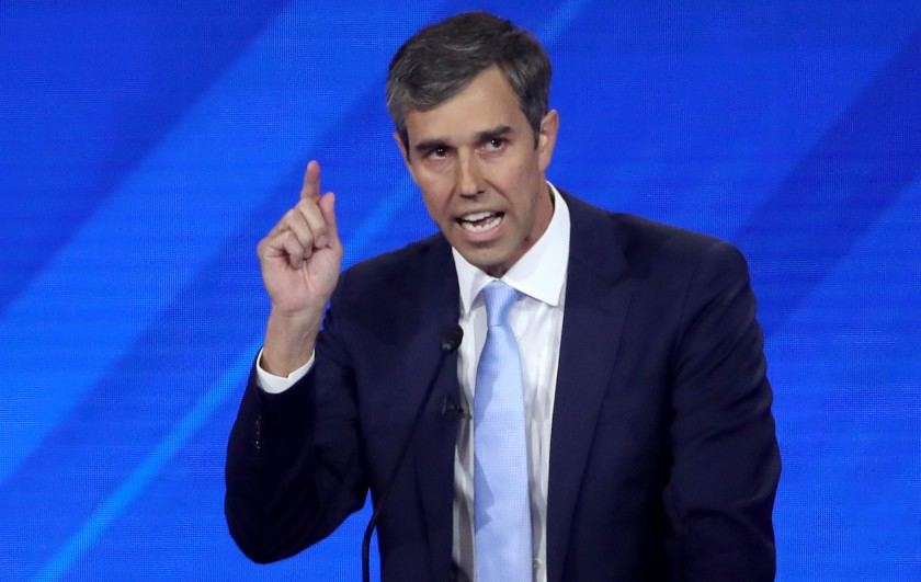 "Robert ""Beto"" O'Rourke: No ""Son of the Border,"" Only An Heir to Imperialism"