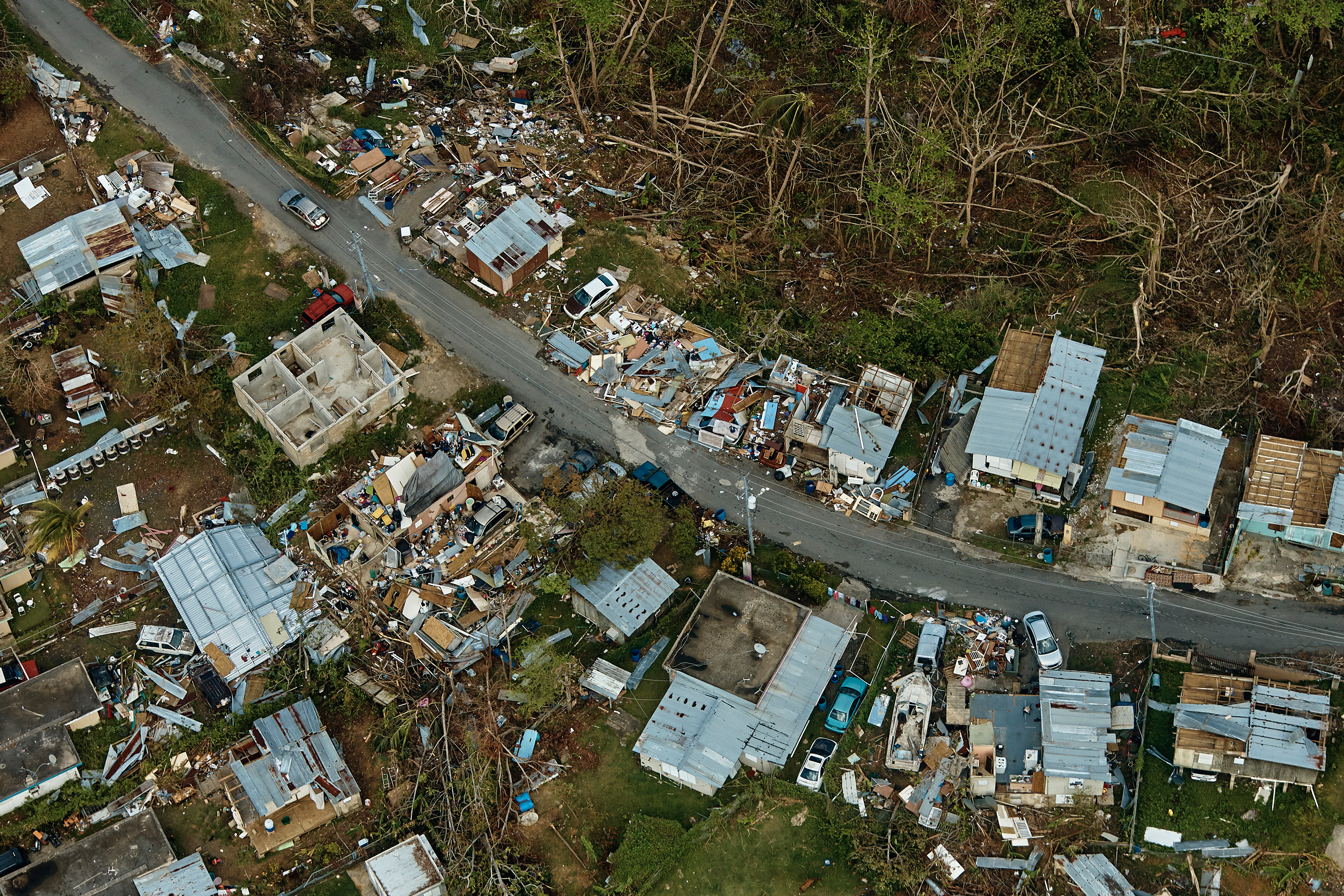 $43 Billion in Hurricane Relief for Puerto Rico Stalled After US Officials Miss Deadline