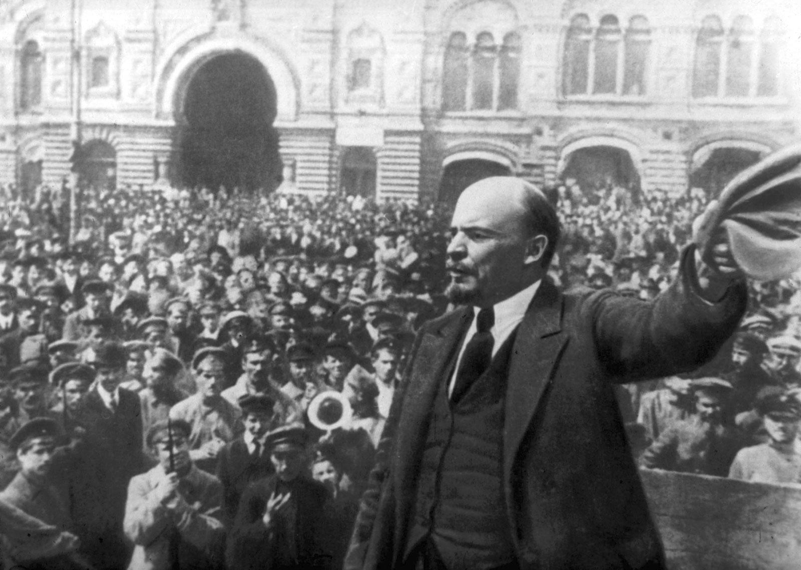 HISTORIA PROLETARIA: La Gran Revolución Socialista de Octubre