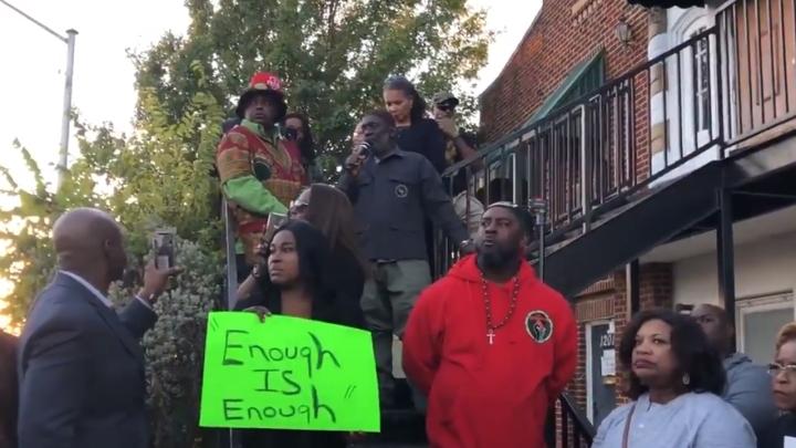 dfw protest 1