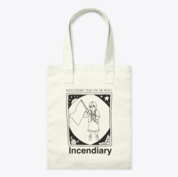 Incendiary Tote Bag