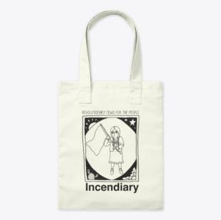 Incendiary Tote Bag