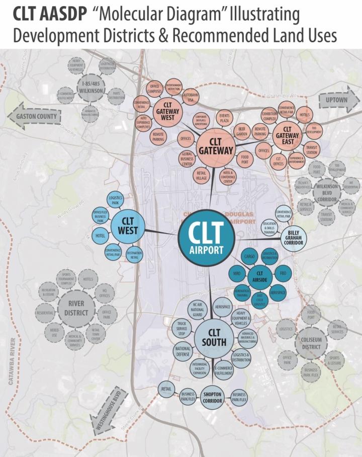CLT-Airport-Diagram