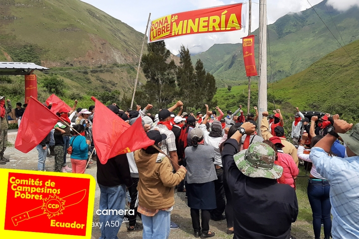 COMITÉ DE CAMPESINOS POBRES DEL ECUADOR - ZONA LIBRE DE MINERÍA 1 (1)