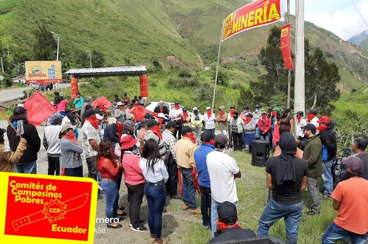 COMITÉ DE CAMPESINOS POBRES DEL ECUADOR - ZONA LIBRE DE MINERÍA 5 (1)