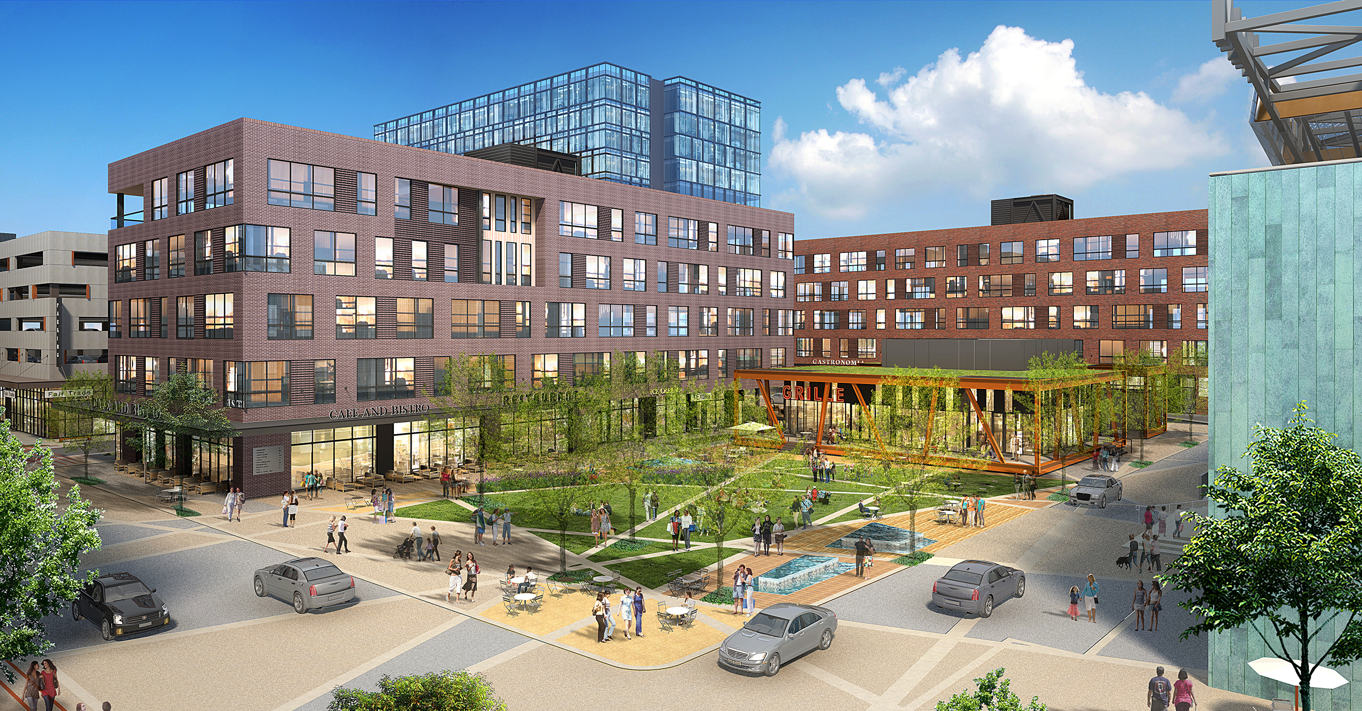 HOUSTON:  Plan to Gentrify East Houston Faces Early Opposition