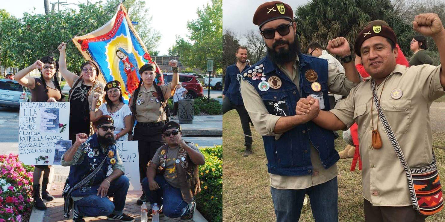 Brown Berets de Houston, No Friends to the Cops – Incendiary Corrects Mistaken Reporting