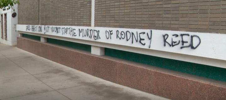 RodneyReedGraffiti
