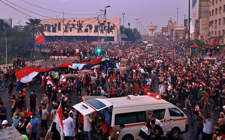 tahrirBaghdad