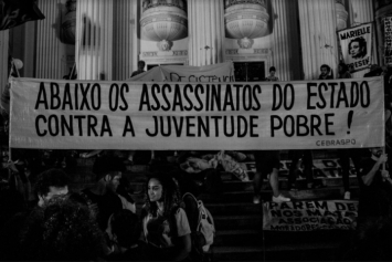 """Down with the State Killings Against Poor Youth! - CEBRASPO (Brazilian Center of Solidarity with the People)"""