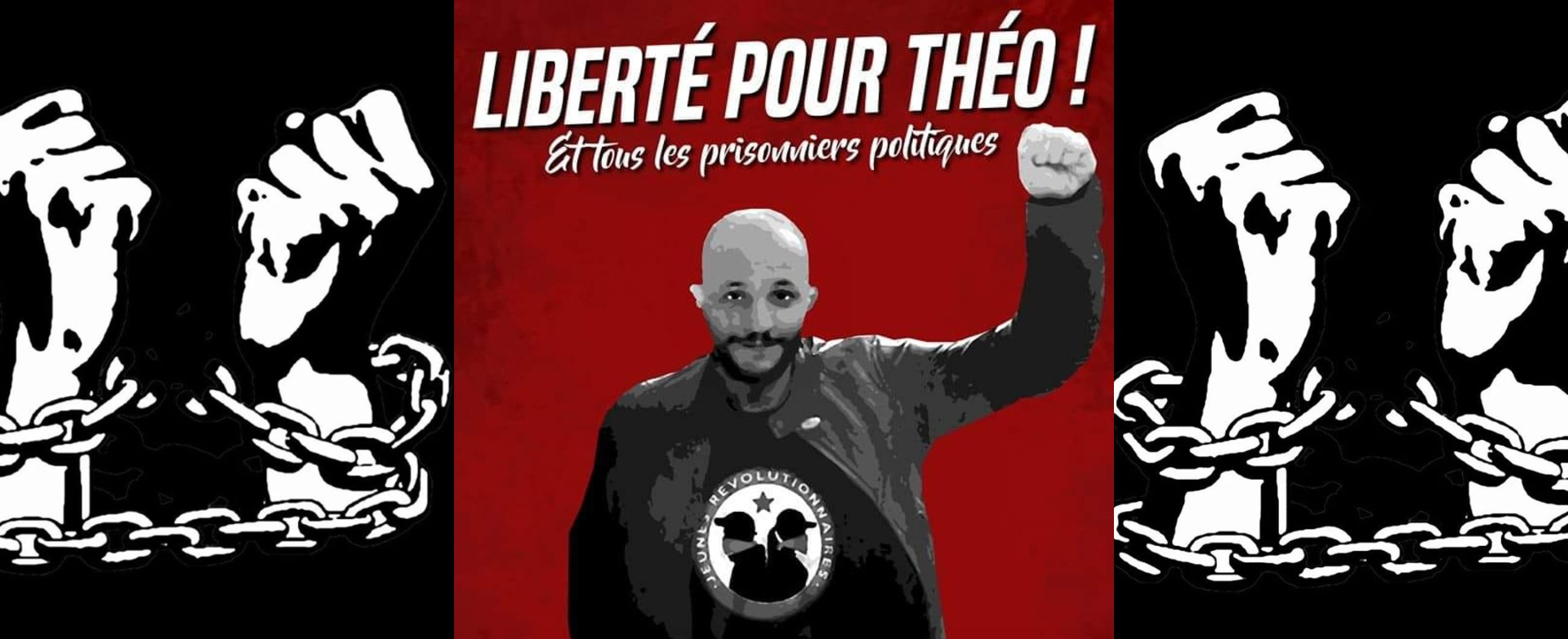 FRANCE: Comrade Théo Released from Prison