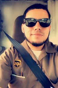 Frank Ordonez in uniform