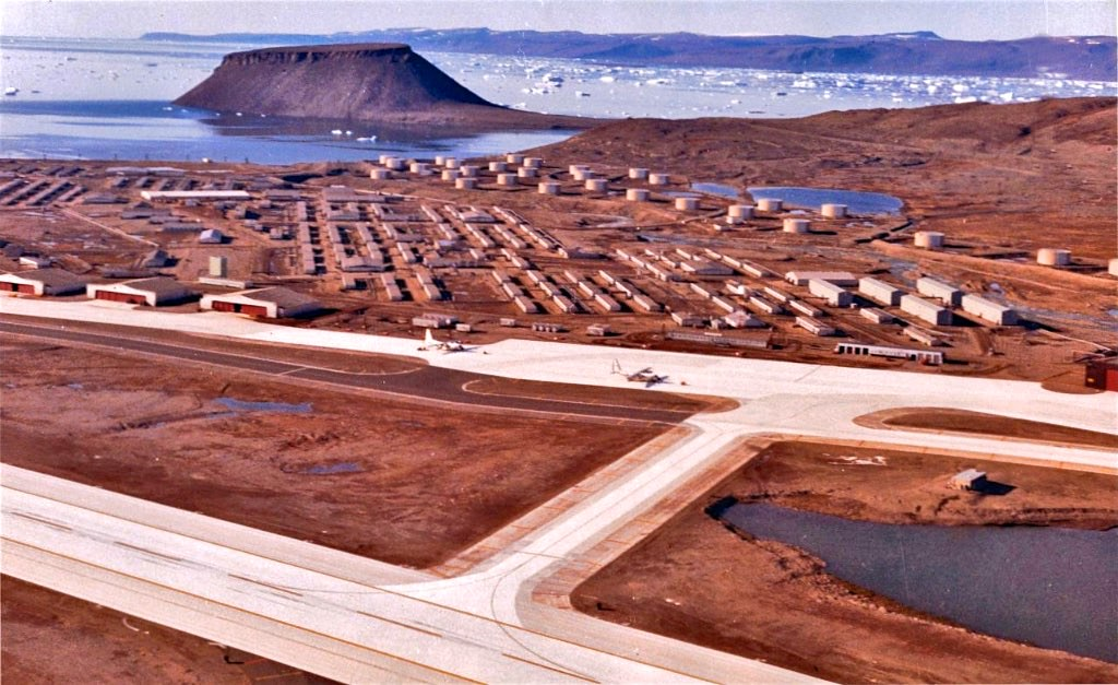 DENMARK: Intelligence Service Ranks Imperialist Competition over Greenland Top Security Risk