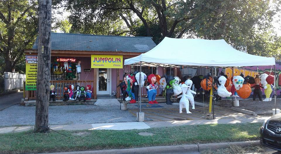AUSTIN: Jumpolin Party Shop Announces Closure of Storefront, Issues Call to Resist Gentrification