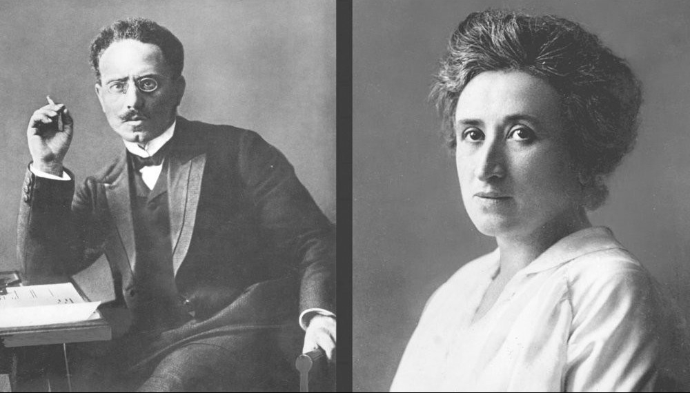 PROLETARIAN HISTORY: Remember Luxemburg and Liebknecht 101 Years After Their Murder by Social-Democrats