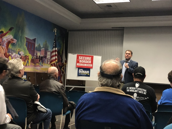 DeMaio Town Hall